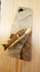 wood-fish